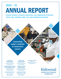 WLC Annual Report Cover Image