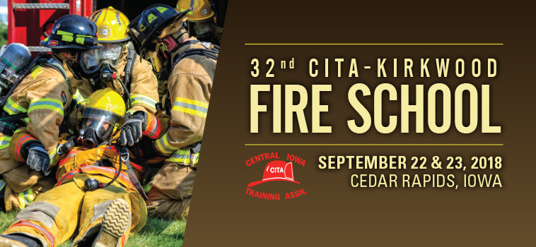 32nd CITA - Kirkwood Fire School (firemen on ground)