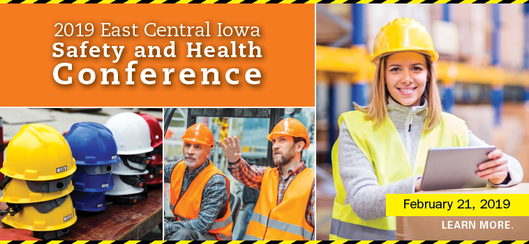 2019 East Central Iowa Safety and Health Conference