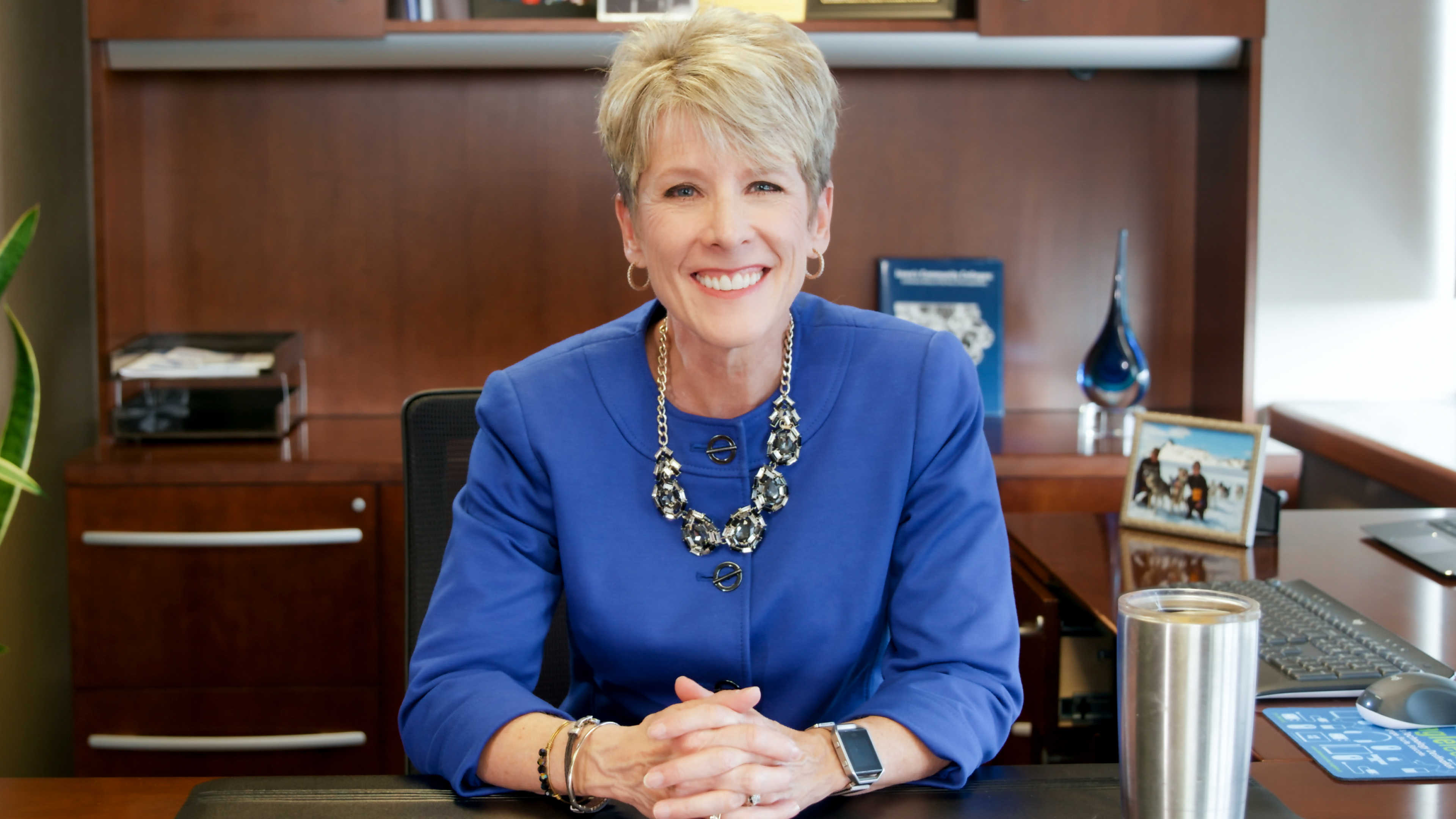 INAUGURATION OF PRESIDENT LORI SUNDBERG - TUESDAY, NOV. 6   |   4 TO 5:15 P.M.VIEW LIVESTREAM