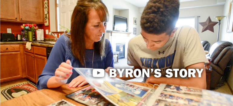 Byron's Story