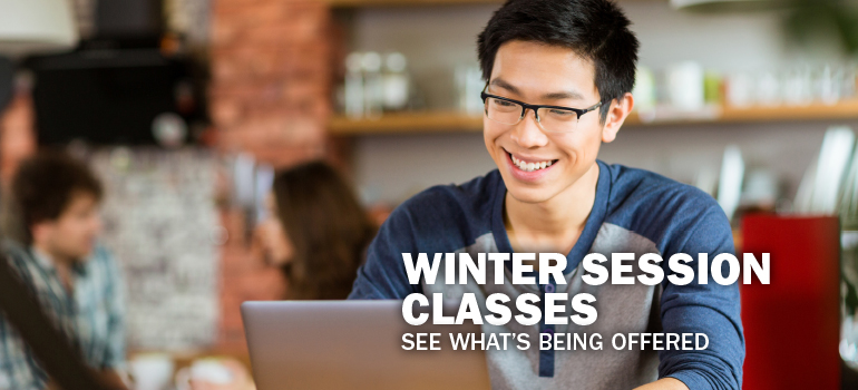 Winter Session Classes
