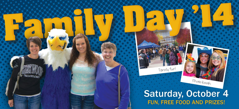 Family Day 2014 - Saturday, October 4
