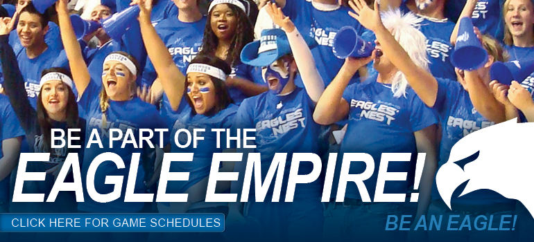 Be a part of the Eagle Empire! Be an Eagle!