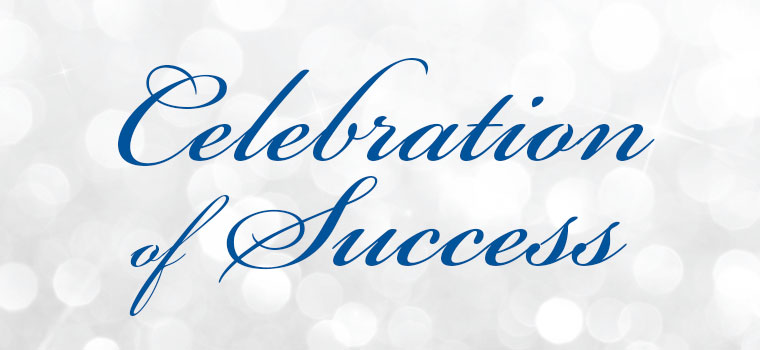 Celebration of Success