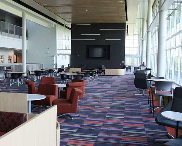 Kirkwood Regional Center at University of Iowa