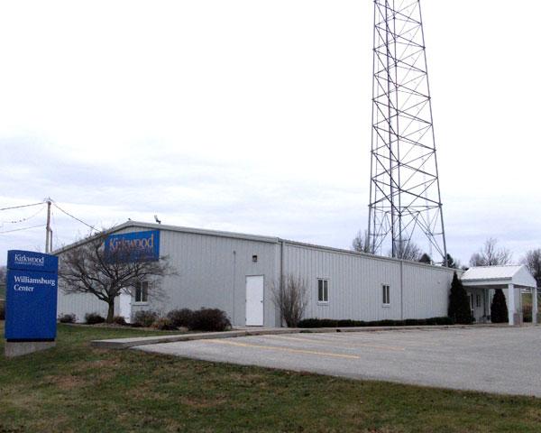 Iowa County Center - Williamsburg