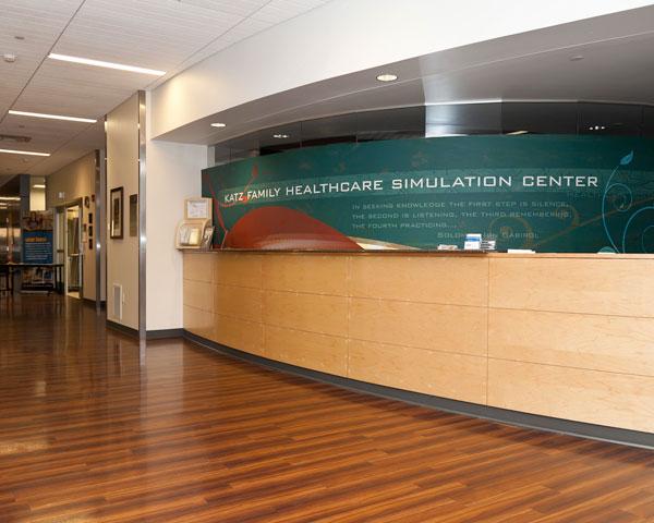 Katz Family Healthcare Simulation Center
