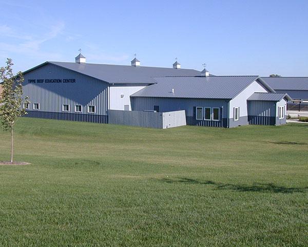 Tippie Beef Education Center