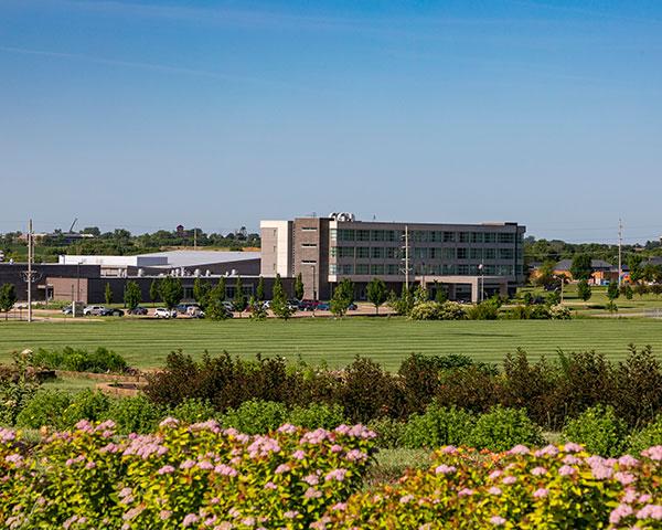 Main Campus - Outdoor Spaces