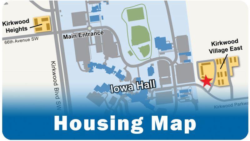 Kirkwood Community College Student Housing