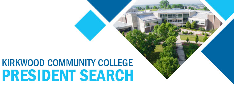 Kirkwood Community College President Search