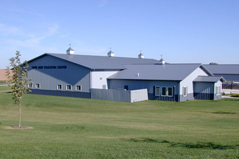Henry B. Tippie Beef Education Center