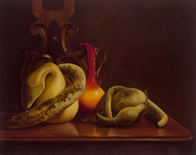 Arbe Bareis - The Touch of Brauen Gourds
