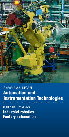 Program - Automotive and Instrumentation Technologies