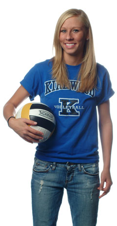 Beth Ripperger, Volleyball