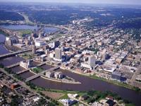 Cedar Rapids Aerial