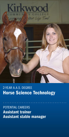 Program - Horse Science Technology
