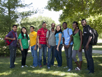2012 International Students