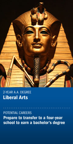 Program : Liberal Arts - Art History