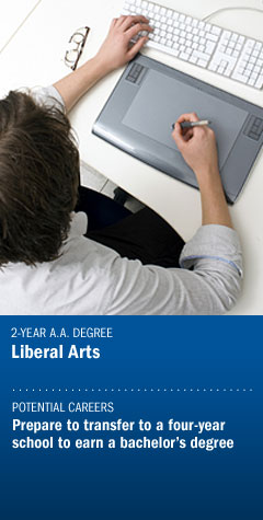 Program : Liberal Arts - Design