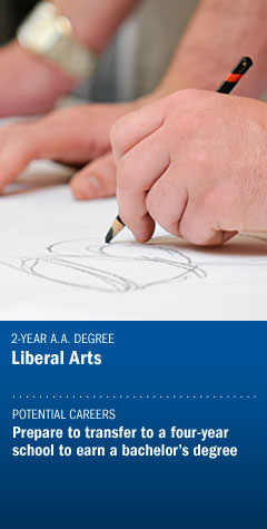 Program : Liberal Arts - Drawing