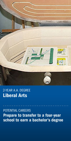 Program : Liberal Arts - Glass