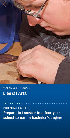 Program : Liberal Arts - Jewelry
