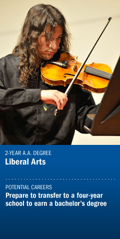 Program : Liberal Arts - Music