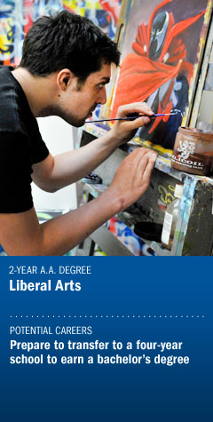 Program : Liberal Arts - Painting