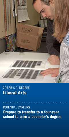 Program : Liberal Arts - Photography