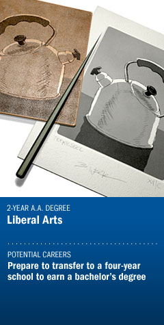 Program : Liberal Arts - Printmaking