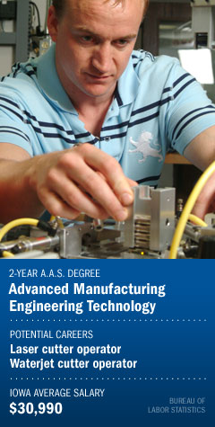 Program : Advanced Manufacturing Engineering Technology