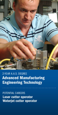 Program - Advanced Manufacturing Engineering Technology