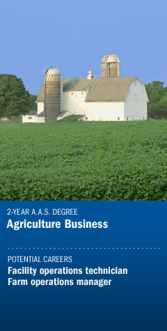 Program - Agriculture Business