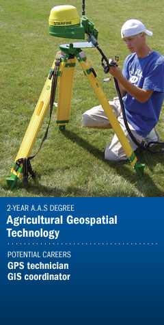 Program - Agricultural Geospatial Technology