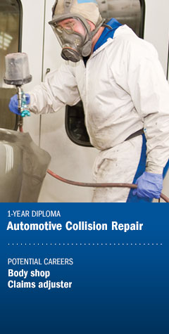 Program : Automotive Collision Repair
