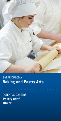 Program - Baking and Pastry Arts