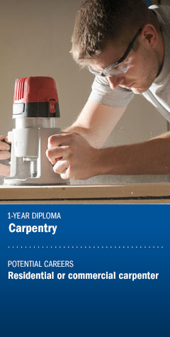 Program - Carpentry