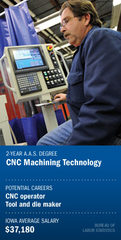 Program : CNC Machining Technology
