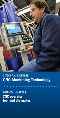 Program - CNC Machining Technology