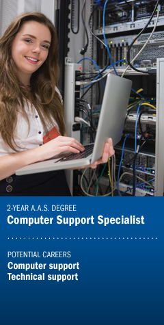 Program - Computer Support Specialist