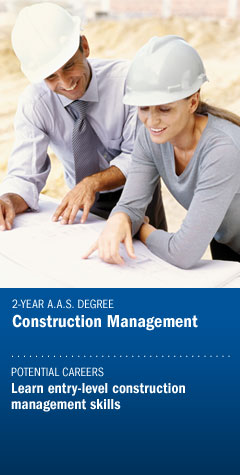 Program : Construction Management