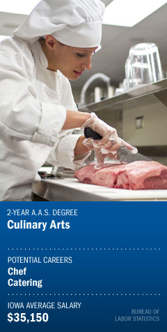 Program: Culinary Arts