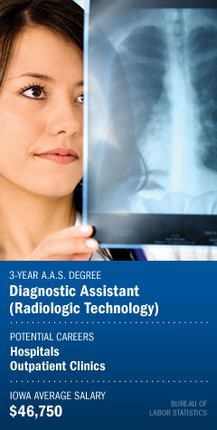 Program - Diagnostic Assistant (Radiologic Technology)