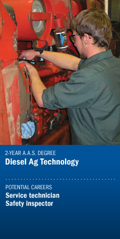 Program - Diesel Agriculture Technology
