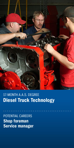 Program - Diesel Truck Technology
