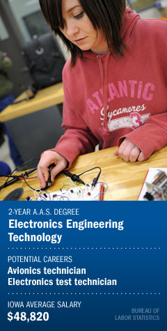 Program : Electronic Engineering Technology