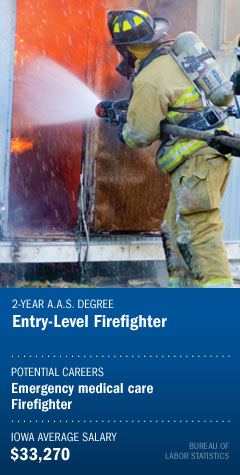 Program : Entry-Level Firefighter