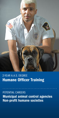 Program - Humane Officer Training